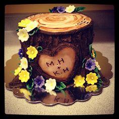 25th Anniversary cake.