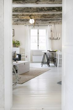 Declutter That Shit Decor Interior Design, Interior Decorating, Rustic Lighting, Cozy Bedroom, Country Chic, Cozy House, Farmhouse Style, Home Office, Oversized Mirror