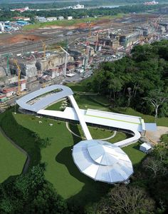 Centro de Visitantes del Canal de Panamá ♥