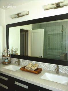 dual bathroom vanity sinks