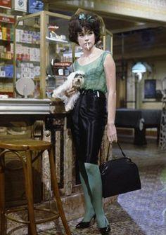 "Shirley MacLaine in ""Irma la Douce"" (1963). DIRECTOR: Billy Wilder."