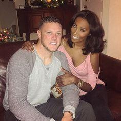 Stunningly beautiful interracial couple #love #wmbw #bwwm #swirl…
