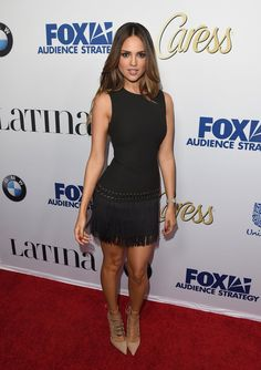 Pin for Later: All Your Favorite Stars Looked Glam on the Red Carpet For This Hot Party Eiza Gonzalez