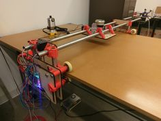 LowRider+CNC+-Full+Sheet+4x8+CNC+Router-++by+xoxtile.+Based+on+a+design+by+Allted.