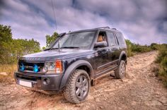 #LandRover Discovery 3