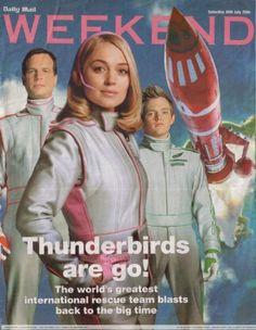Sophia Myles - Daily Mail Magazine [United Kingdom] (10 July 2004)