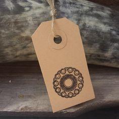 Zeeuwse knop stempel Diy Cards, Inktober, Gift Tags, Tattoos, Crafts, Folklore, Dutch, Restaurant, Craft Work