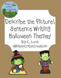 Thanksgiving Creative Writing