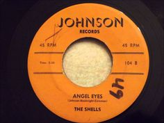 Shells - Angel Eyes - Great Brooklyn Doo Wop Ballad