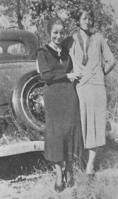 Bonnie Parker & Clyde Barrow on Pinterest | Bonnie Parker ...