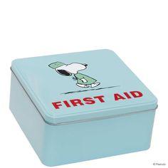 PEANUTS Dose First Aid - Butlers Deutschland