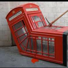 Telephone Booth - This one cracks me up