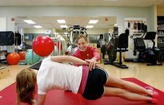 core training Softball Conditioning   Core Training is the Secret to More Power