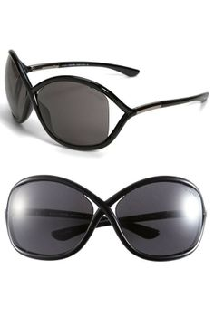 Nordstrom  Tom Ford Whitney 64mm Open Side Sunglasses