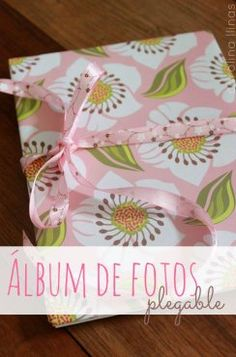 Álbum de fotos plegable | Blog de BabyCenter