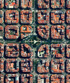 20 Fotografías tomadas por satélites que debes mirar