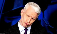 GIPHY is your top source for the best & newest GIFs & Animated Stickers online. Find everything from funny GIFs, reaction GIFs, unique GIFs and more. Coopers Rock, Cnn Anchors, Anderson Cooper, Gloria Vanderbilt, Good News, A Good Man, Animated Gif, Hot Guys, Rocks