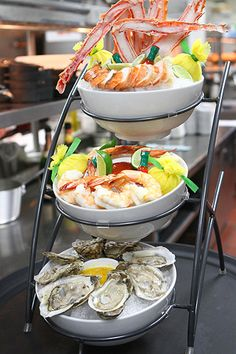 Center Cut Seafood Tower