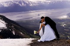 Where To Get Married Wednesdays Alaska Destination Wedding Read On At My Inspired
