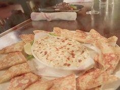 Village Tavern Hot Crab Dip : Jackee satisfies her crab cravings with hot crab dip in North Carolina.