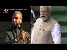 Asaduddin Owaisi in Parliament Very Angry on BJP MLA  Very Amazing AIMIM...