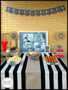 Man Party, Unicorn Party, Coffee Break, Ideas Para, Birthdays, Table Decorations, Creative, Crafts, Home Decor