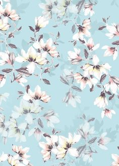 Floral print DEFINITIONS S/S 2014 - marisahopkins.com