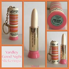 Yardley London Look Good Night Slickeringo. This is from my personal collection.