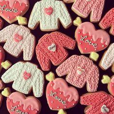 sweather cookies
