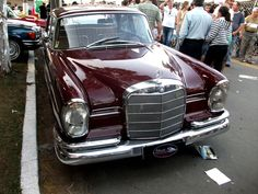 "Mercedes Benz 280 S ""Fintail"" W 111"