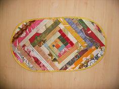 tapetes patchwork como fazer - Pesquisa Google