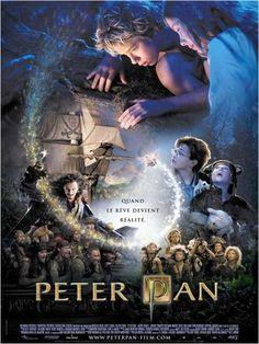 Peter Pan / P.J. Hogan, 2003 (with Jeremy Sumpter, Rachel Hurd-Wood, Jason Isaacs, Ludivine Sagnier)