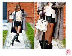 Cofee&MIlk Look for Fashion Week Poland