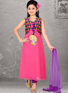 Salwar Ethnic Suit Bollywood Anarkal Kameez Indian Dress New Pakistani Designer…