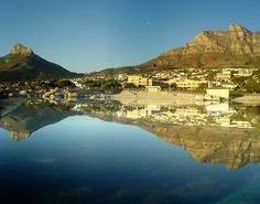 Cape Town tourist places Black and white photography Camps Bay Cape Town, Natural Swimming Pools, Cape Town South Africa, Tourist Places, Most Beautiful Cities, Black And White Photography, Splash Photography, National Parks, Places To Visit