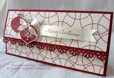 WT301 Glittered Gift Card by Weekend Warrior - Cards and Paper Crafts at Splitcoaststampers
