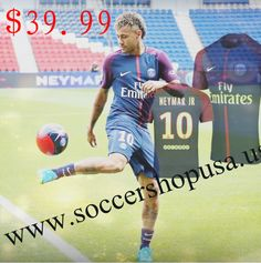 3f12a288d12 FC Barcelona Neymar Jr Football Authentic Jersey 16 17