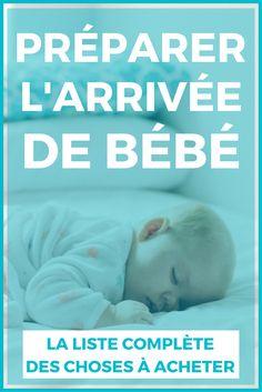 Préparer l'Arrivée de Bébé : la Liste des Choses à Acheter !