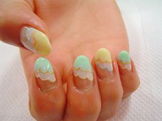 The French nails, extremely popular in Japan | MiCHi MALL