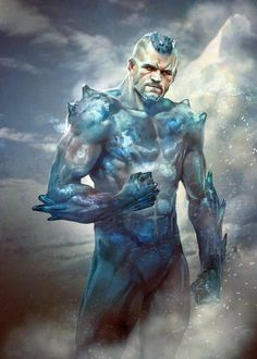 fan-made digital art of The Iceman Chuck Liddell : if you love #MMA, you'll love the #UFC & #MixedMartialArts inspired fashion at CageCult: http://cagecult.com/mma