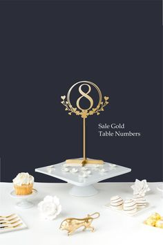 Wedding Place Names, Wedding Place Settings, Wedding Places, Gold Table Numbers, Wedding Table Numbers, Table Number Stands, Wedding Reception Chairs, Table Signs, Entryway Decor
