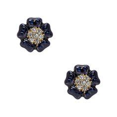 Cute earrings.