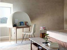 Solid wood writing desk REWRITE - ROSET ITALIA