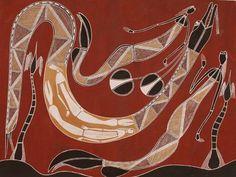 Australian Aboriginal Art from Arnhem Land