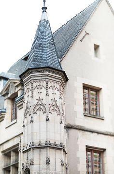 Paris Photography - Turret in le Marais