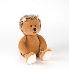 Front view of plush