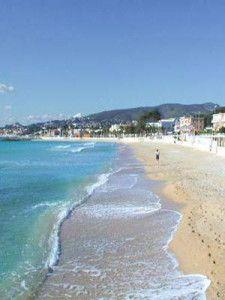 La Ciotat beach,