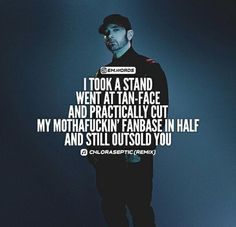 Best Rapper, Save My Life, Eminem, Take My, My Idol, The Man, All About Time, Shit Happens, Learning