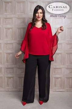 Curvy Outfits, Classy Outfits, Plus Size Outfits, Big Size Fashion, Curvy Fashion, Plus Fashion, Western Outfits Women, Fiesta Outfit, Casual Dresses