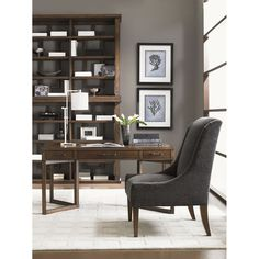 Lexington Home Brands Journalist Writing Desk 456-933C